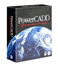 PowerCADD software