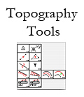 topography tools