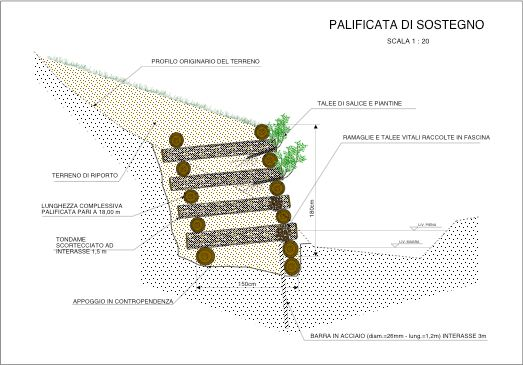 Palificata Doppia Engineered Software
