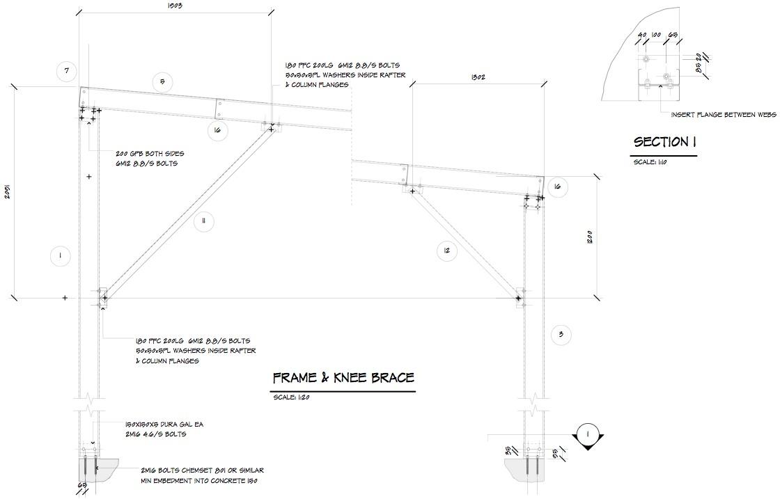 sample drawing